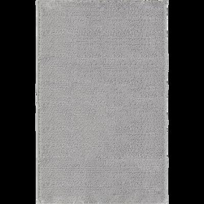 Tapis de bain gris borie 50x80 cm-ECRIN