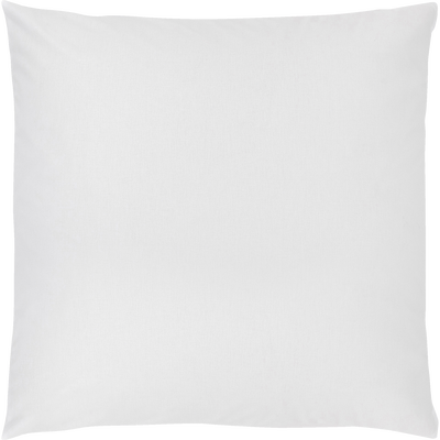 Lot de 2 taies oreiller 65x65cm blanc optique-CALANQUES