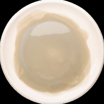 Assiette à dessert en faïence vert olivier D20cm-SANARY