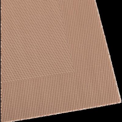 Set de table en PVC rose argile 36x48cm-VIGNE