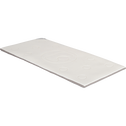 Surmatelas mousse mémoire de forme Bultex 5 cm - 90x190 cm-MEMO 5