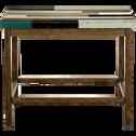 Table haute - L130cm-MANAKA