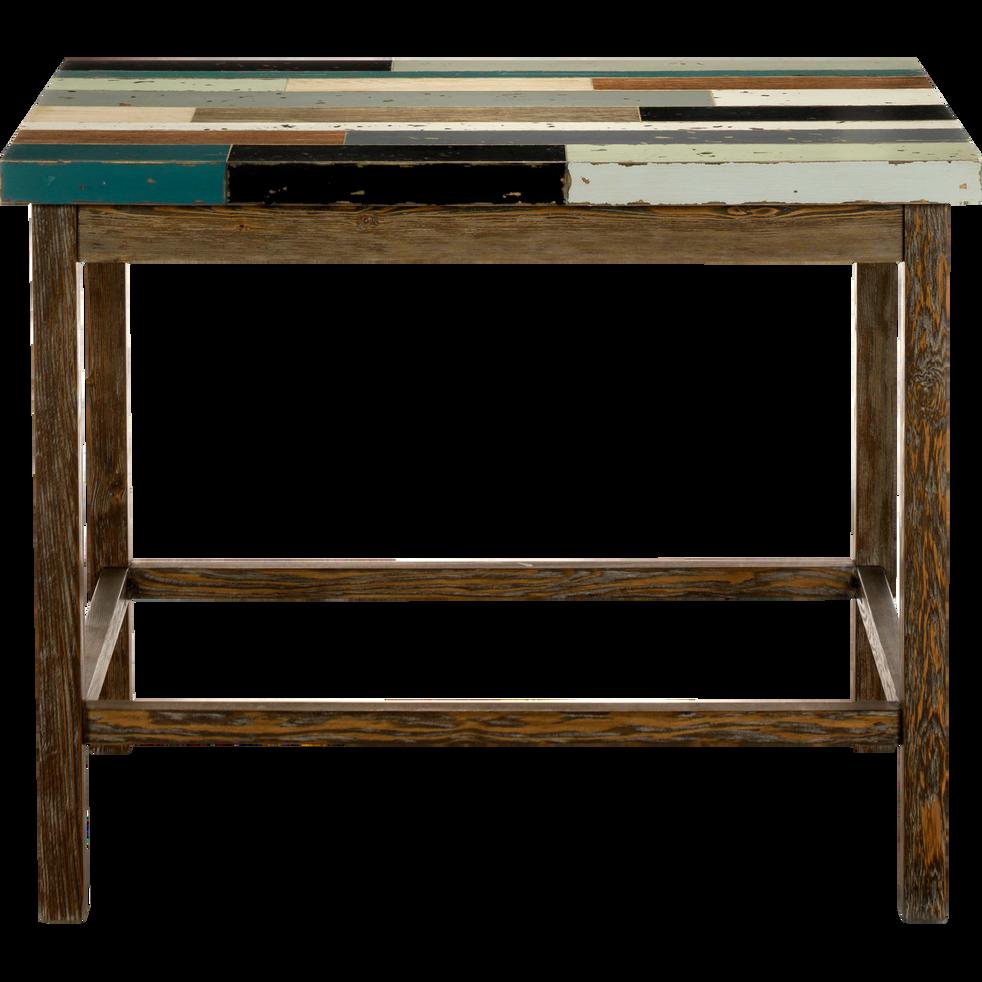 table haute l130cm manaka 130x80 cm tables hautes alinea. Black Bedroom Furniture Sets. Home Design Ideas