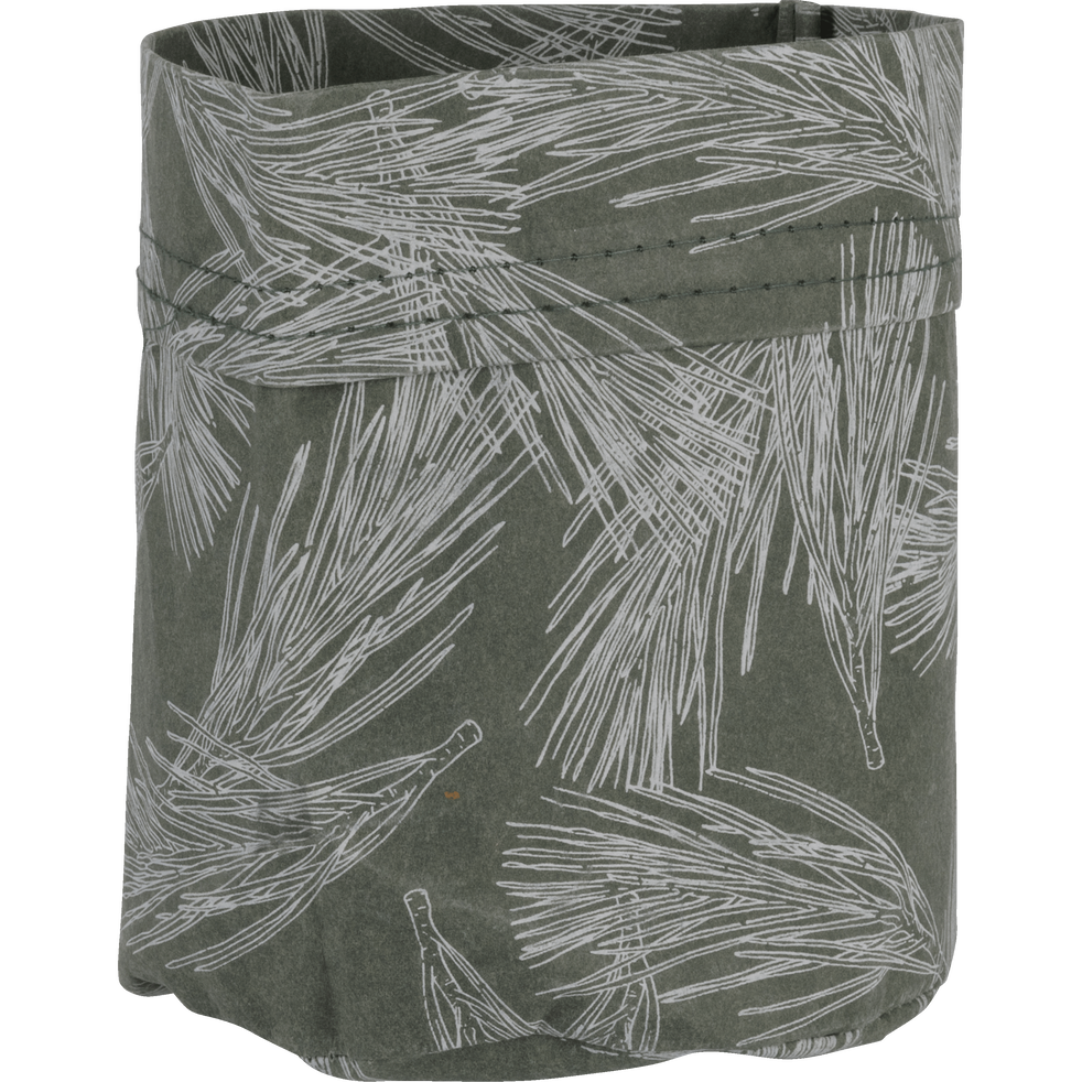 Panier de rangement pin d'alep D18xH20 cm-SALIS