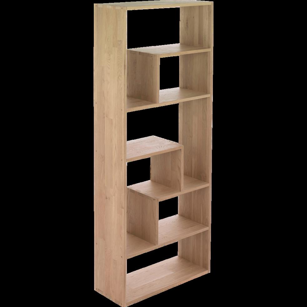 tag re en ch ne forme zig tassia biblioth ques et tag res alinea. Black Bedroom Furniture Sets. Home Design Ideas