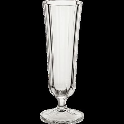 Flûte à champagne en verre 13cl-ANA