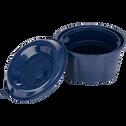 Essoreuse à salade bleu myrte D25cm-ESTOURA