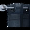 Kit tringle extensible gris laqué 210cm à 380cm-VENUS