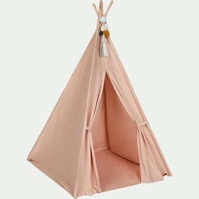 Tente tipi rose sable-ROCHELLE