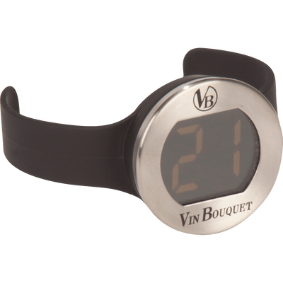Thermomètre à vin digital-CHRONO