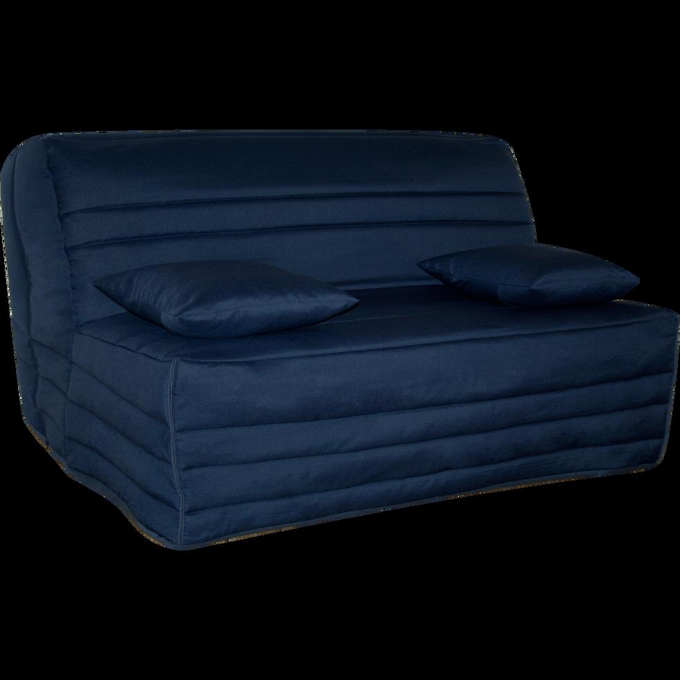 housse pour bz 160cm bleue ha ti housses de clic clac. Black Bedroom Furniture Sets. Home Design Ideas