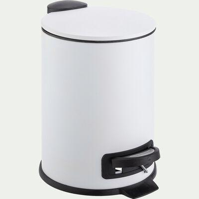 Poubelle en fer - blanc 3L-LUDER