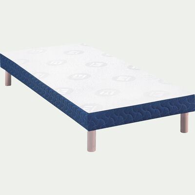 Sommier tapissier Merinos 14 cm - 90x200 cm-KUBA