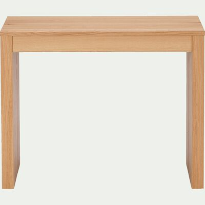 Table console extensible - 2 à 8 convives-FELICIA