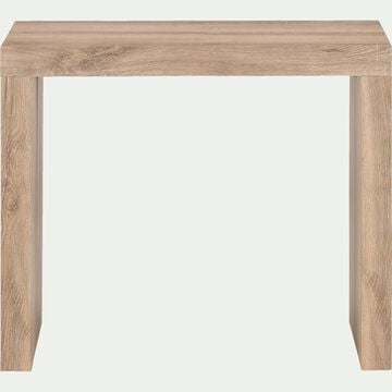Table console extensible - 1 à 8 places-FELICIE