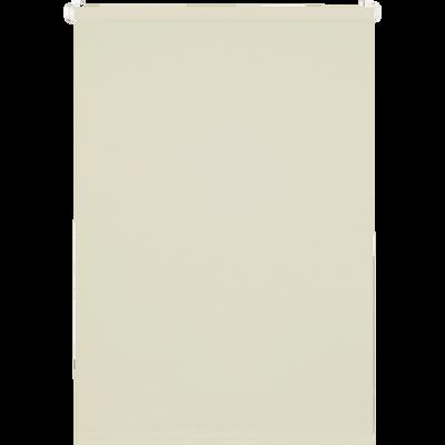 Store enrouleur uni tamisant beige 37x170cm-EASY TAM