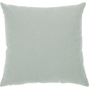 Coussin de sol en coton vert olivier 70x70cm-CALANQUES