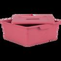 Tiroir de rangement 10L rouge arbouse-ZACCHARIE