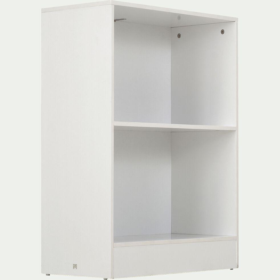 Bibliothèque 1 étagère pour chambre enfant - blanc-Dico