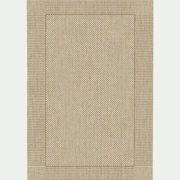 Tapis intérieur et extérieur - naturel 120x170cm-KELLY