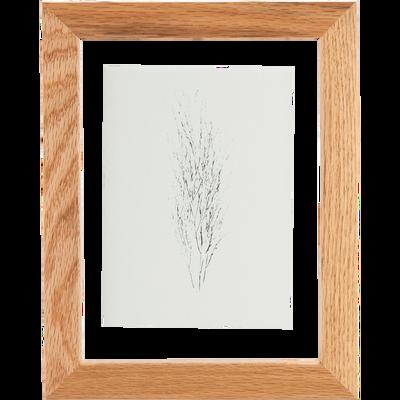 Image encadrée verdure 22x28cm-NATAQUA