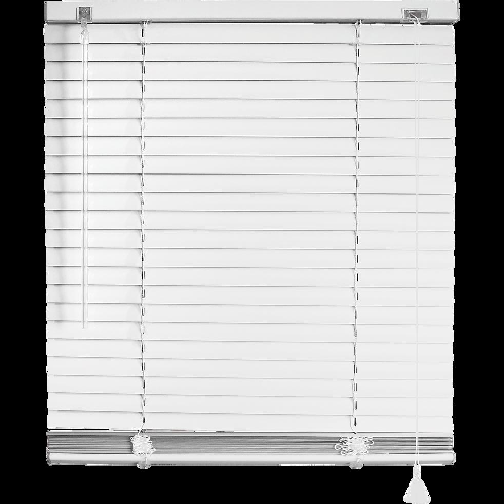Store vénitien en aluminium blanc 75x175cm-VENITIEN AL