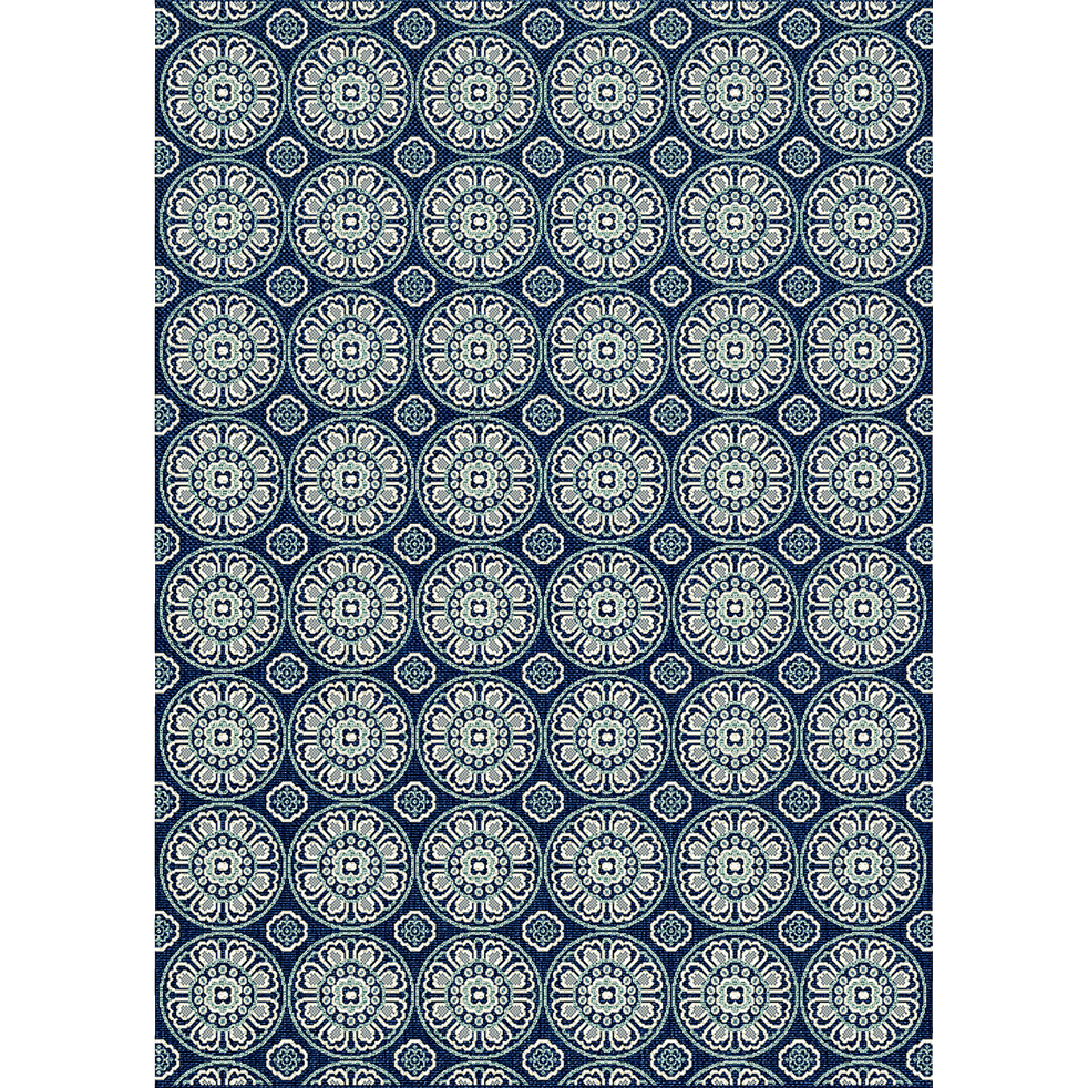 Tapis intérieur et extérieur carreaux de ciment 160x230cm-CAROSIM4