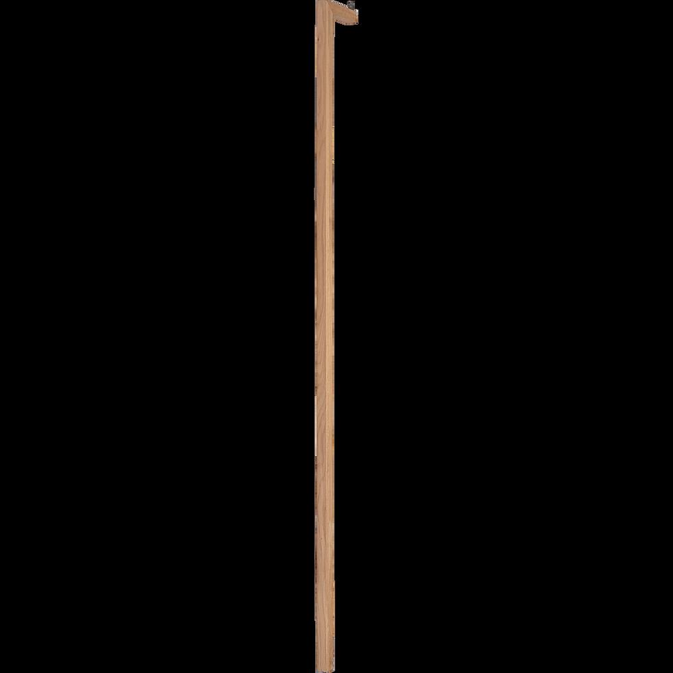 Portpin Montant Pour étagère à Composer En Chêne H200cm