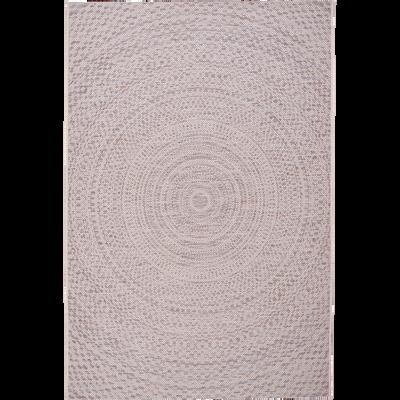 Tapis extérieur et intérieur écru 120x170cm-HYPNOSE