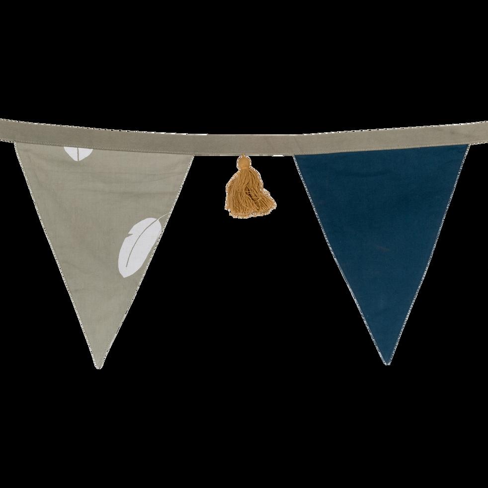 Guirlande de fanions colorée 3m-VALADOUN