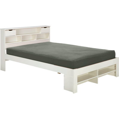 lits adultes 2 places achat en ligne lit double et. Black Bedroom Furniture Sets. Home Design Ideas