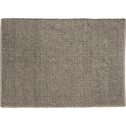Tapis taupe 120x170cm-WOOVY