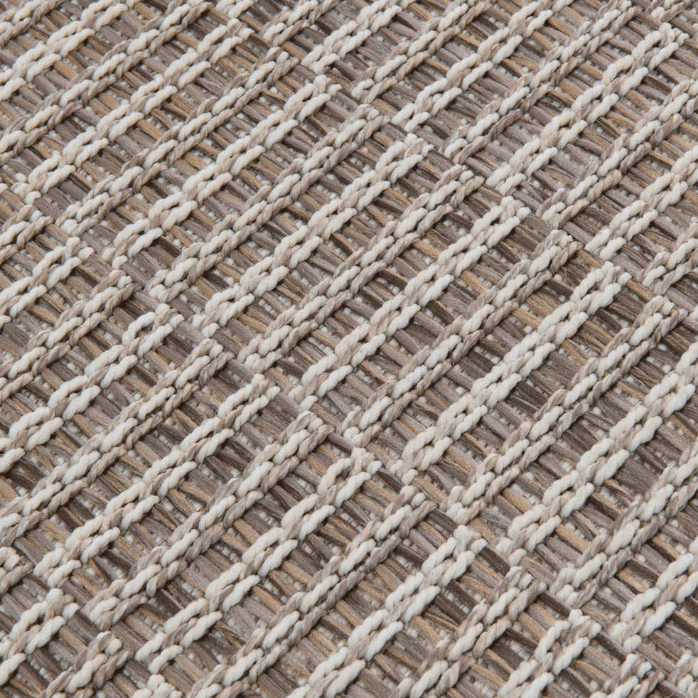 Tapis d'extérieur effet naturel - 160x230 cm-ISIDOR