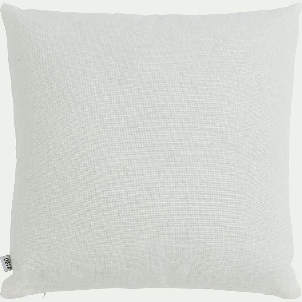 Coussin en coton - beige ventoux 40x40cm-CALANQUES