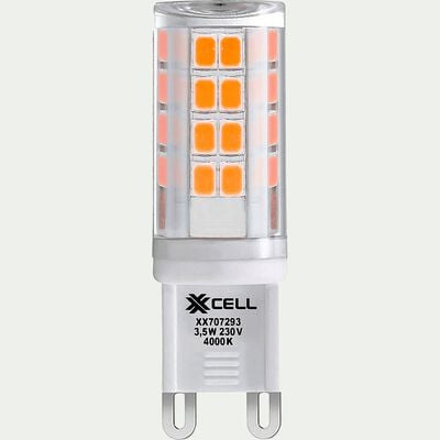 Ampoule LED blanc froid culot G9 puissance 3,5 watts-G9