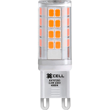 Ampoule LED blanc froid culot G9-G9