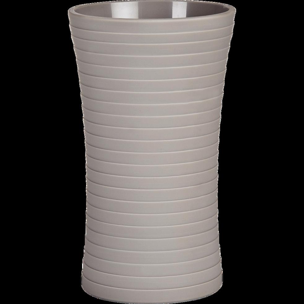 Gobelet gris-SLUP