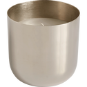 Bougie argentée 425g (plusieurs tailles)-EPSILON