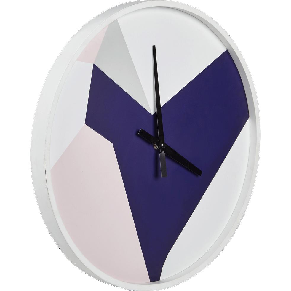Horloge murale D40.8cm-CAMO