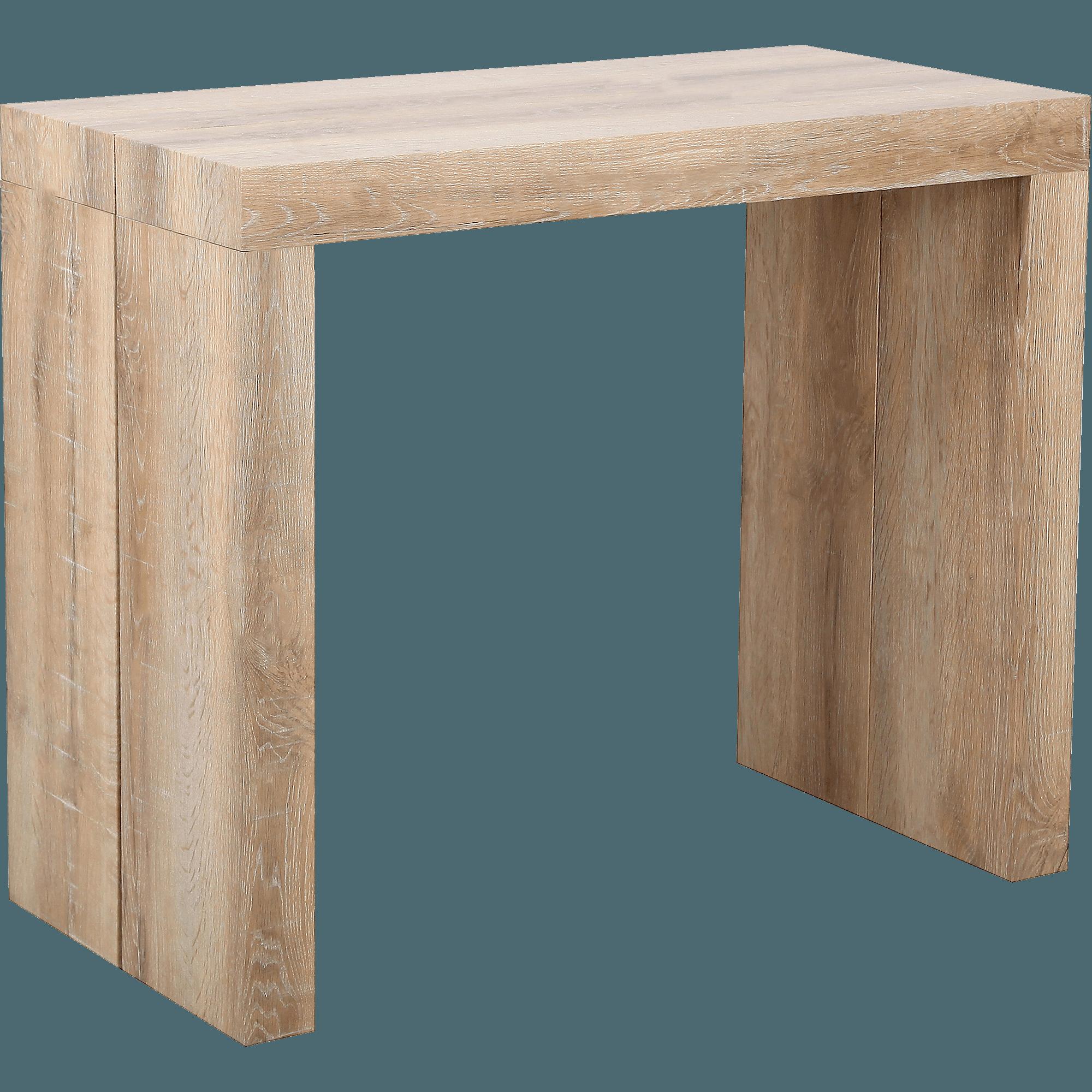 Table Console Extensible   1 à 8 Places FELICIE