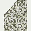 Range-revue en carton motifs laurier-LAURIER