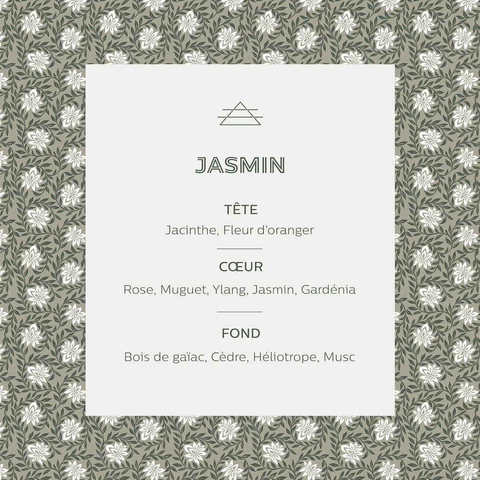Bougie parfumée Jasmin 160g-JASMIN