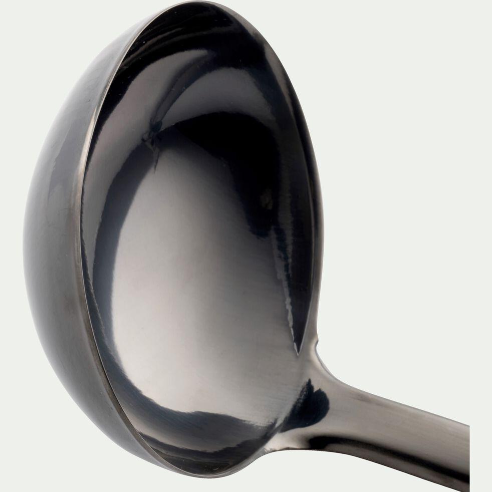 Louche en inox noir-MASCARA