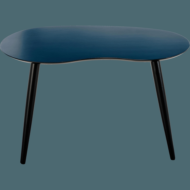 Table Basse Bleu Figuerolles ECTOT