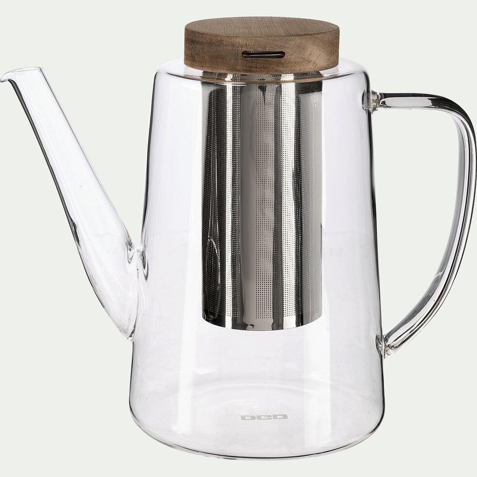 Théière en verre 1,2L-SICHUAN