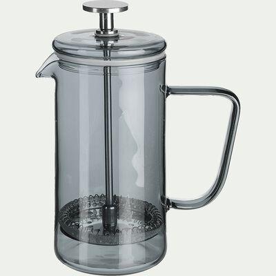 Cafetière à piston en verre transparent 35cl-SABIN