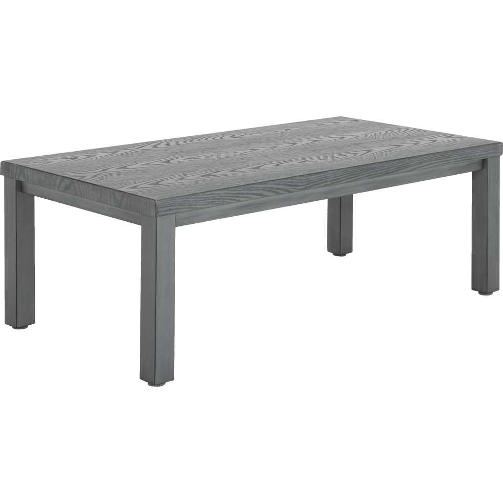 table basse de jardin en aluminium gris cagliari. Black Bedroom Furniture Sets. Home Design Ideas
