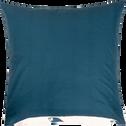 Housse de couette enfant 140x200cm et 1 taie d'oreiller-SYLVA