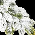 Sapin artificiel enneigé à poser H240cm-ALPINE