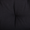 Galette de chaise gris calabrun 40x40cm-CALANQUES